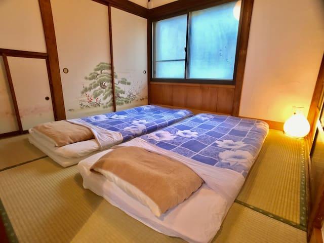2min to Hakone&OdawaraSta. JapaneseTatamiRoom 1F