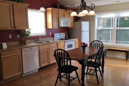For the Love of The Lake Cottage - Taylorsville - Huis