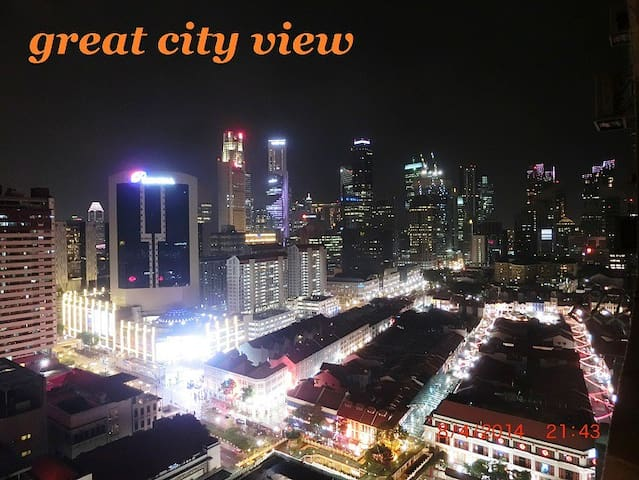 Chinatown: In the Heart of the City - Singapore - Flat