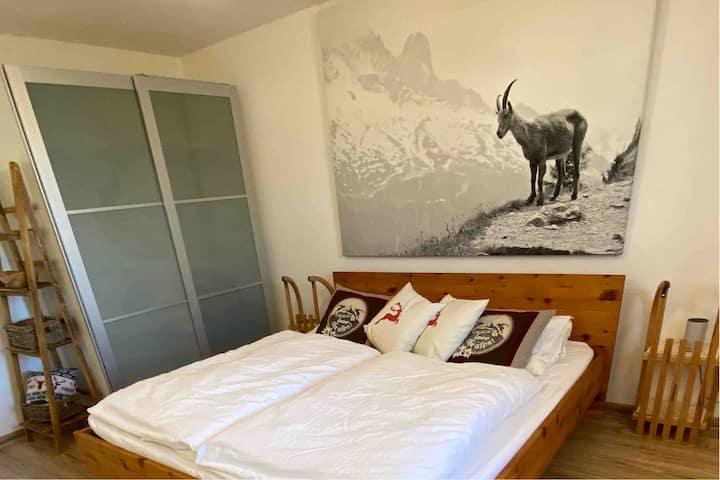 Furnished room, whirlpool, kitesurfer housemates
