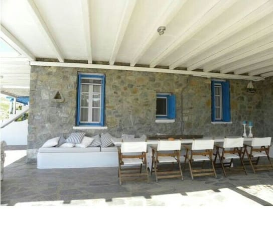 Cosy Summertime Appartment II - Mikonos - House