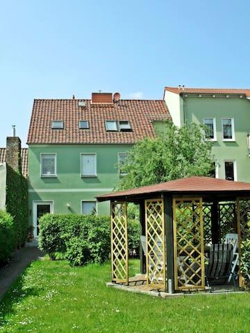 """Ferienwohnung """"Am Ueckerpark"""" - Ueckermünde - Appartement"""
