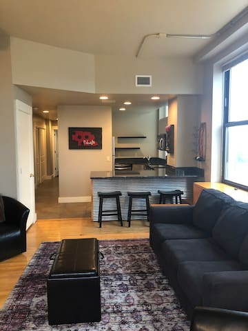 Awesome Downtown Corner Condo