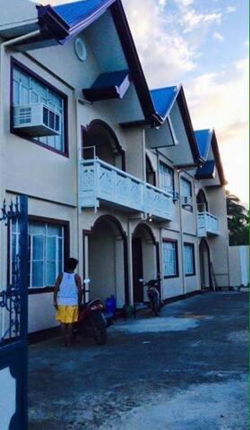 Jamie's Apartment