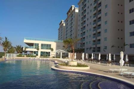 Salinas Park Resort, 1ap mobiliado 09/02-16/02/20