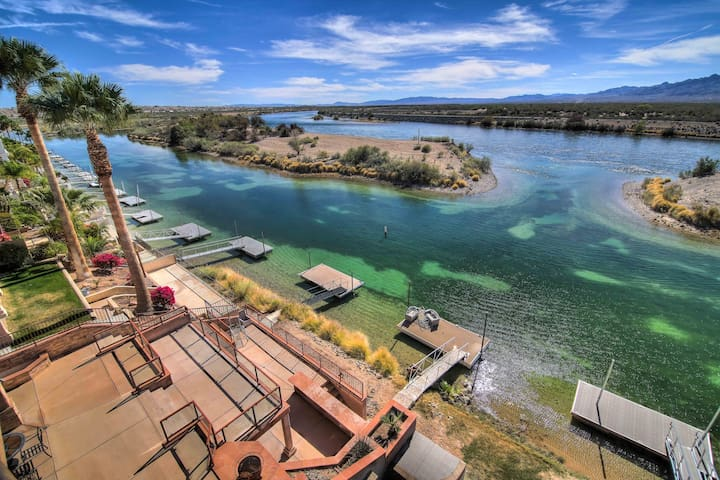 Luxury Riverfront Rental - Bullhead City - Casa