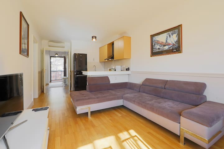 The Bluedeck - Apartment + Wellness near the beach