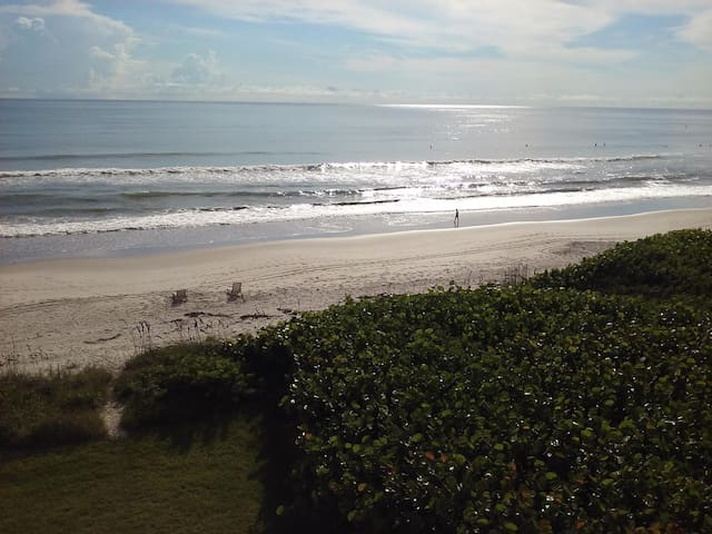 Relax and unwind on Florida's space coast! - Indian Harbour Beach - Daire