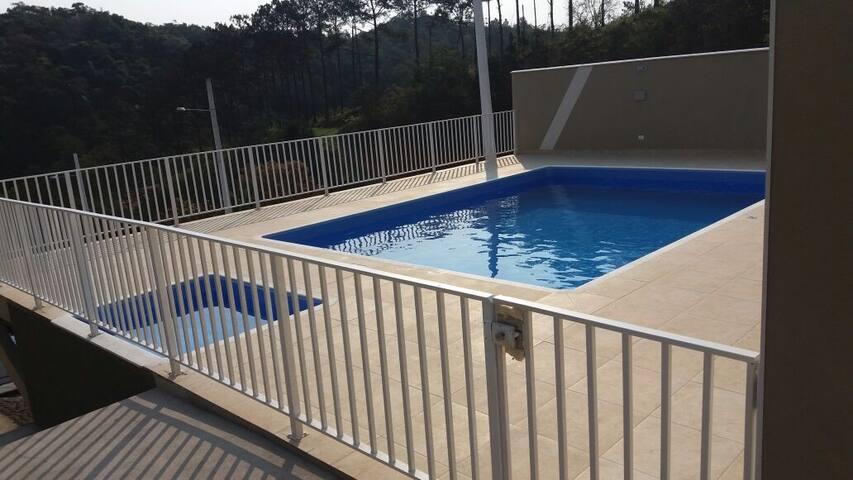 Casa Condomínio_Forest Hills - Guararema