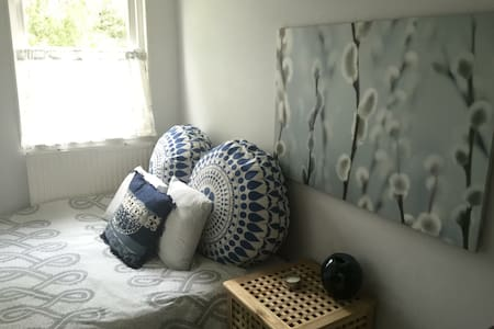 Cute room good location freeparking - Amsterdam Zuid-Oost