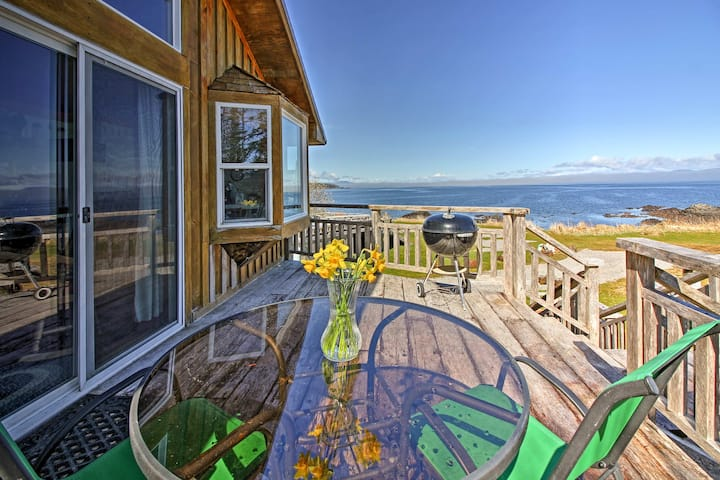 'A Room with a View' Outdoorsman's Paradise on PoW