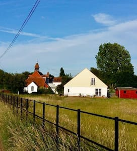 Wonderful rural dwelling- relax or explore Kent!