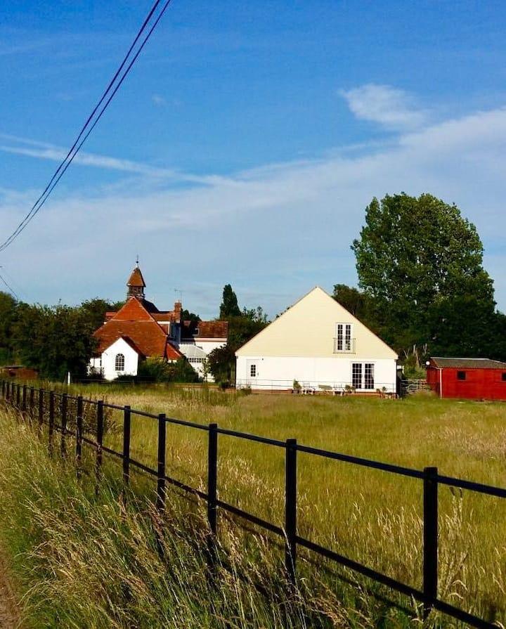 Wonderful rural dwelling- relax or explore Kent!