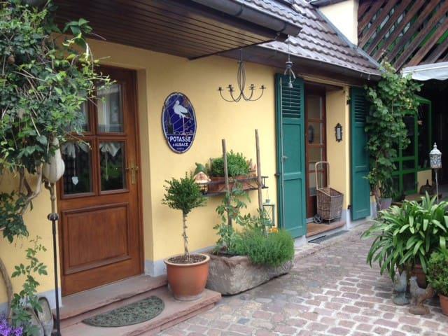 Chambre et Stub alsacienne - Andolsheim
