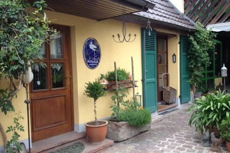 Chambre et Stub alsacienne - Casa