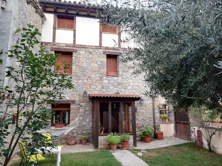 Casa Martinach amb vistes al Boumort