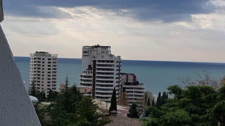Апартаменты люкс у моря 131