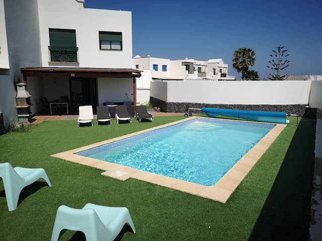 Villa Antonia Playa Blanca