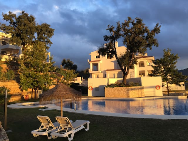 Nice appartement for 5 close to marbella