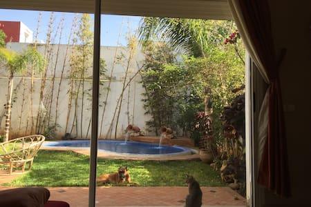 Superbe Villa avec piscine privée - Darbouazza