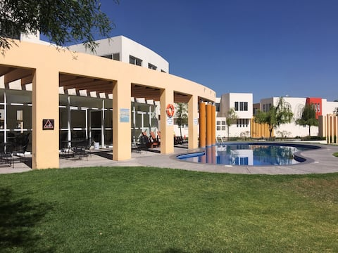 Amaizing Location, Security and Confort near to 57