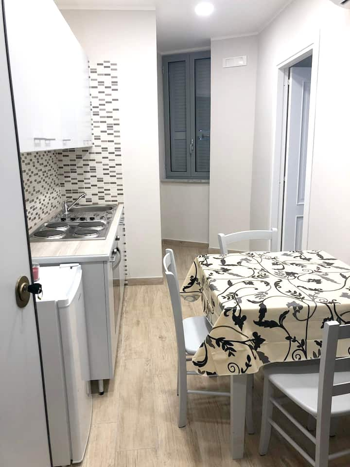 Apartment with one bedroom in Napoli, with WiFi
