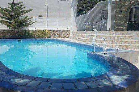 Summer vila in Paros - Casa