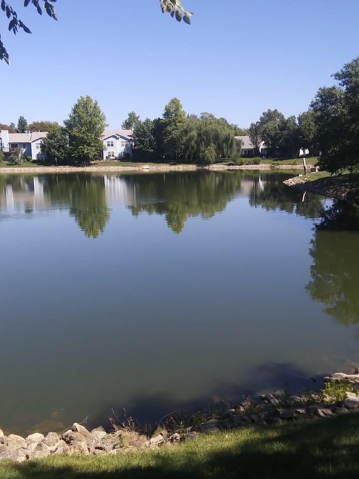 condo on sandpiper lake