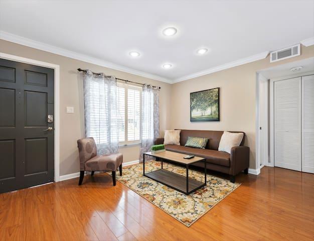 Superb Midtown Location by Piedmont Park - Atlanta - Apto. en complejo residencial