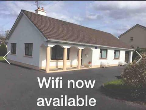 Granny's entire house in Ballymote village €75pn