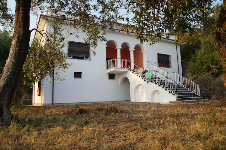 Villa Nina piano terra