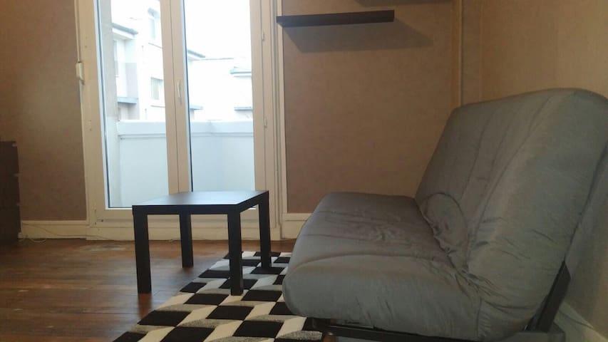 Studio idéal à 15min du RER A - Joinville-le-Pont - Wohnung