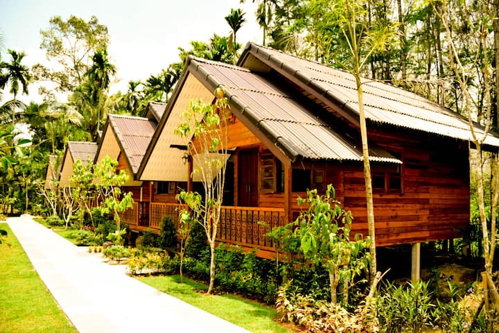 Leelawadee House - Tambon Don Sai - Natur-Lodge