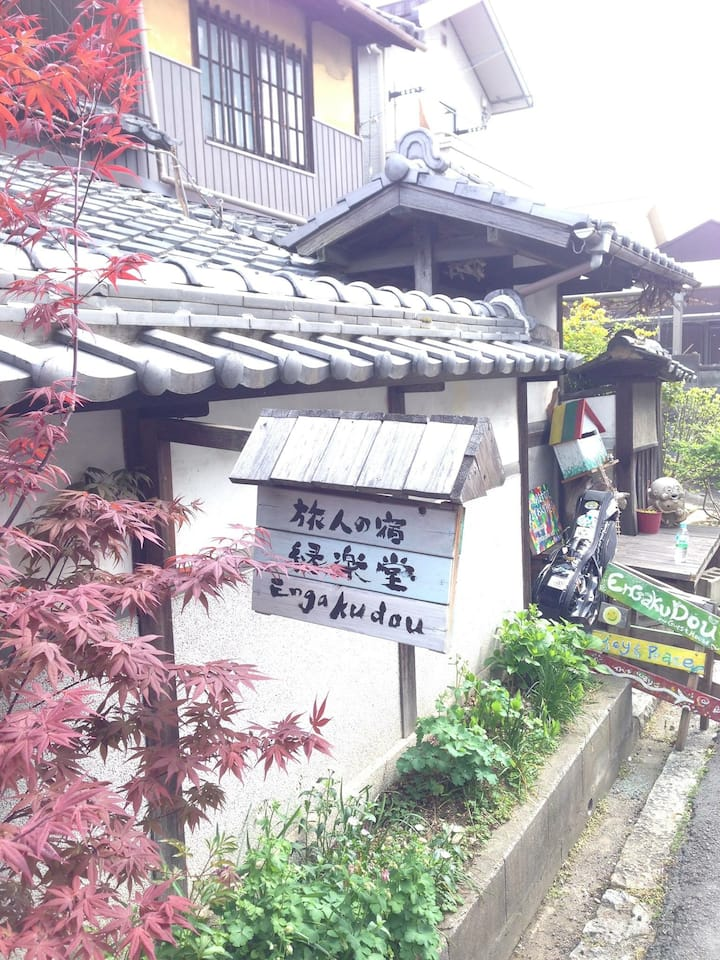 男女混合ドミトリー・Mixed Dormitory