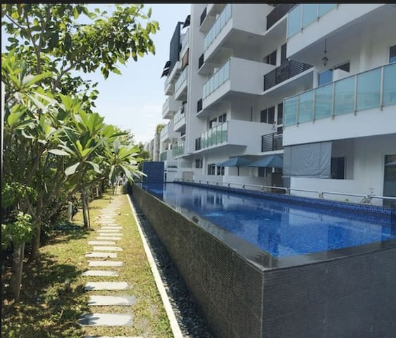 Lovely 1 Bedroom Maisonette near Botanic Gardens - Singapore - Kondominium
