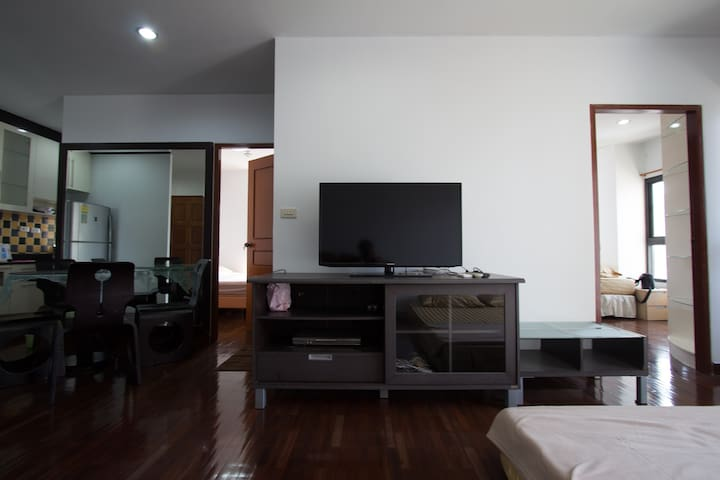 6A Platinum mall & Siam! 3Rooms Shopping Area!