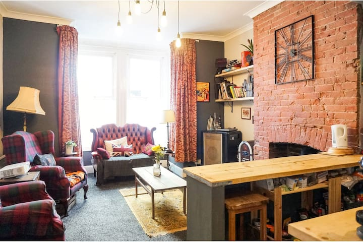 Boho Apartment in the heart of Southampton