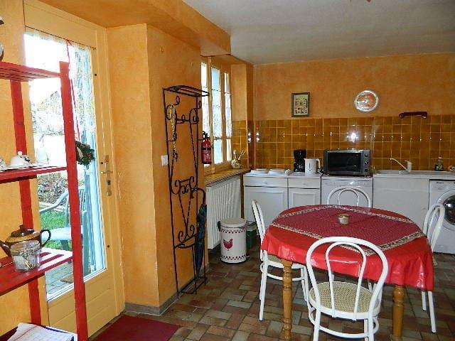 Agréable maison tout confort  Morvan Leuk Huis - Onlay - Haus