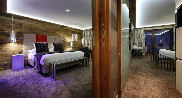 Family room - KOH-I NOR 5* Hôtel VAL THORENS