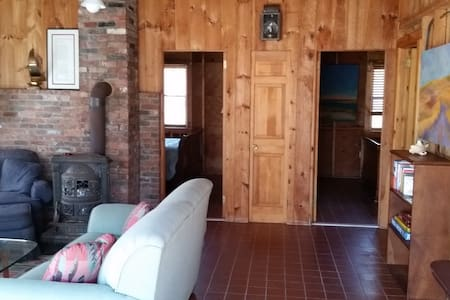 Bona Fide Chilmark Retreat - Chilmark - Blockhütte