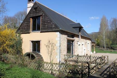 Gîtes du moulin d'hilleraie - Luceau