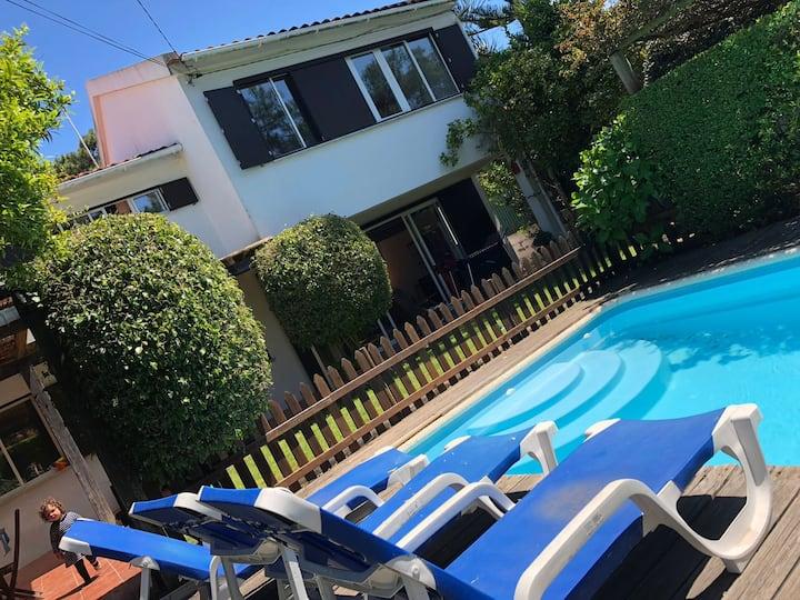 La Villa Lisboa: Maison de vacances