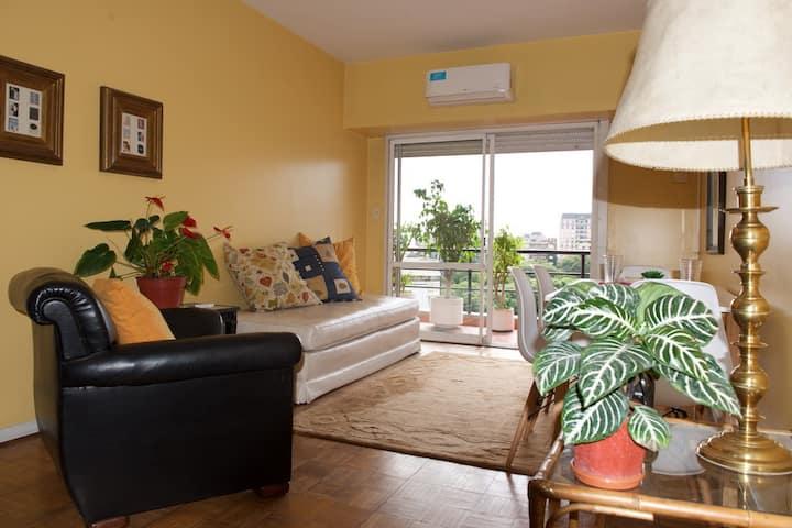 Great apartment in Recoleta!