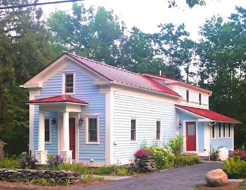 Creekside Greek Revival Cottage