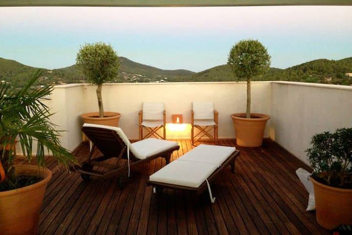 Penthouse Luxury Triplex in San Jose - Sant Josep de sa Talaia - Apartamento