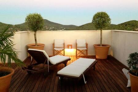 Penthouse Luxury Triplex in San Jose - Sant Josep de sa Talaia