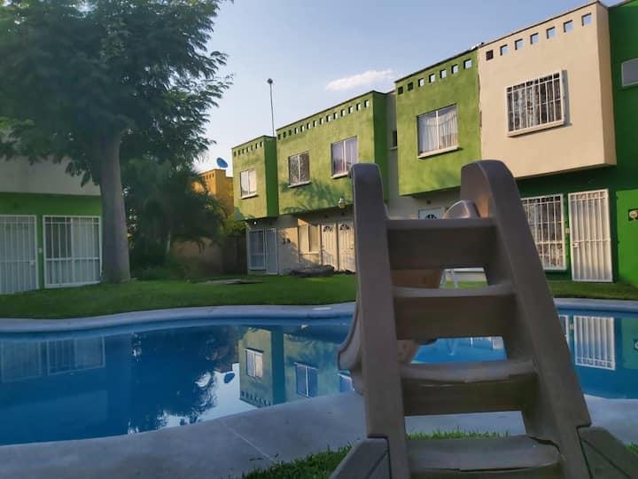 casa p 8 cerca de Fiesta americana H San Antonio