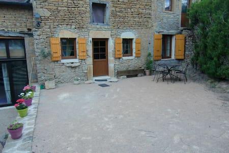 Gite calme sud Bourgogne - Dyo - บ้าน