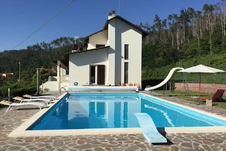 Villa Mara - Ricco' del Golfo di Spezia - Vila