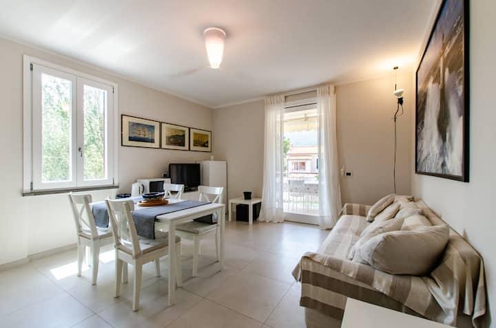 Renewed two bedroom apartment
